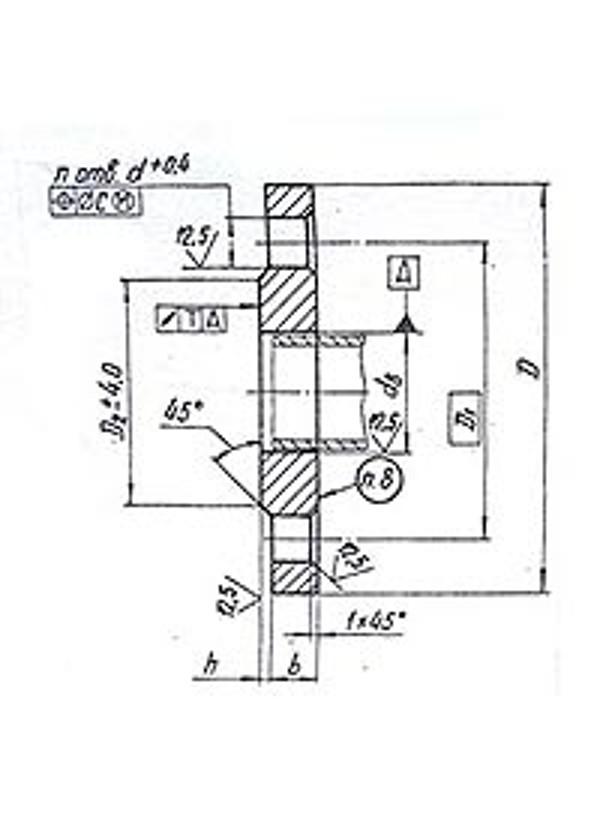 Фланцы стальные приварные - ТеплоЭнергоОборудование